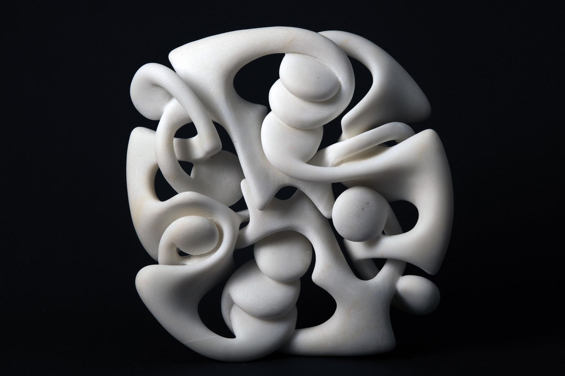 Bianco Archetipo Primo, 2008 - Marmo Bianco di Carrara, cm  30x14x6