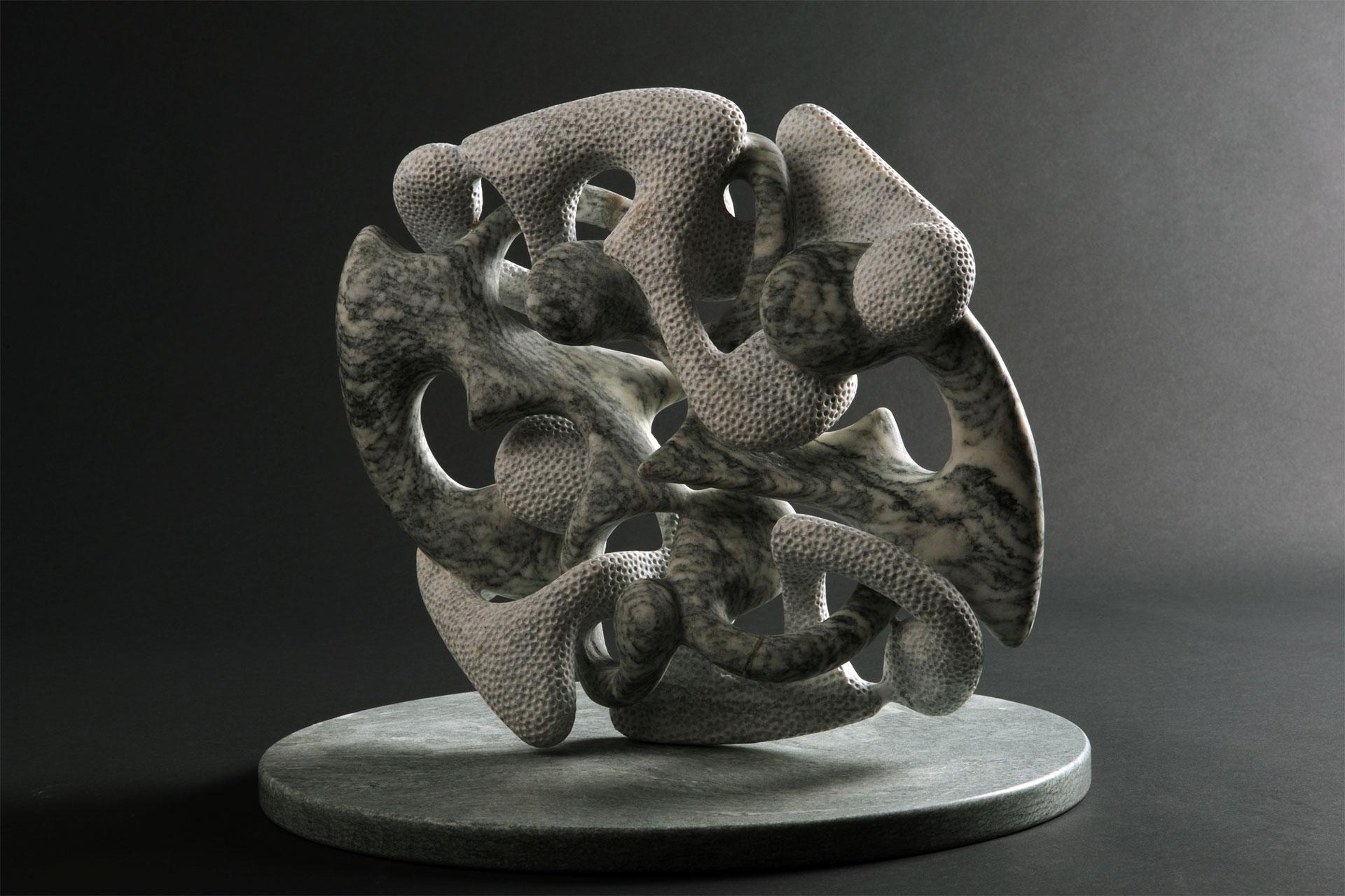 Matrice Archetipa II, Cipollino, 2008 cm 34x34x30.5